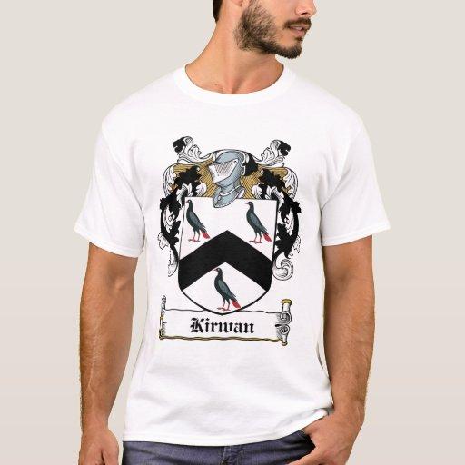 Kirwan Family Crest T-shirt