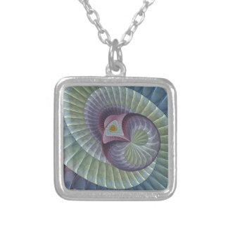 Kismet Silver Plated Necklace