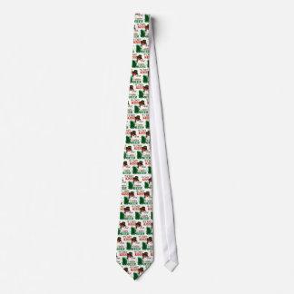 Kiss 4 Beer - St Patrick's Tie