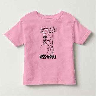 KISS-A-BULL TODDLER TODDLER T-Shirt