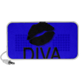 Kiss A Diva PC Speakers