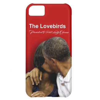 KISS CAM Lovebirds President First Lady Obama Cover For iPhone 5C