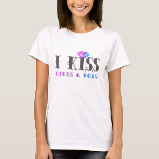 Kiss Girls & Boys T-Shirt