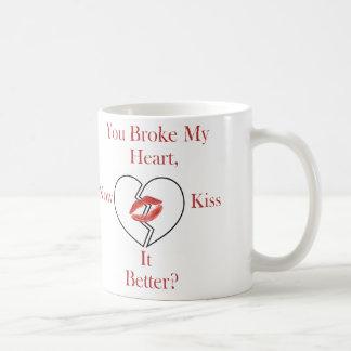 Kiss It Better? Coffee Mug