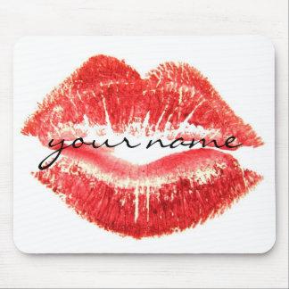 Kiss Kiss Mousepad