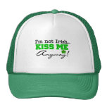 Kiss Me Anyway T-shirts and Gifts Hats