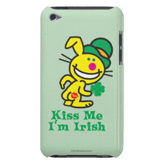 Kiss Me Barely There iPod Case