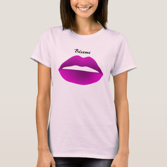 Kiss me, Bseme T-Shirt