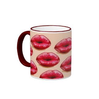 Kiss Me! Coffee Mug