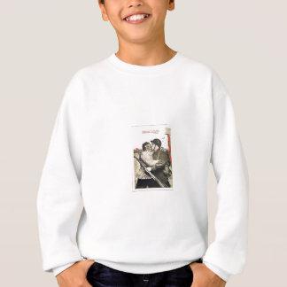 kiss me goodby sweatshirt