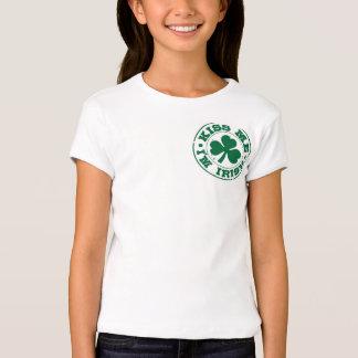 Kiss me i am IRISH T-Shirt