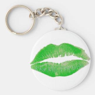 Kiss Me I'm Irish Keychain