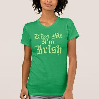 Kiss Me I m Irish Shirts