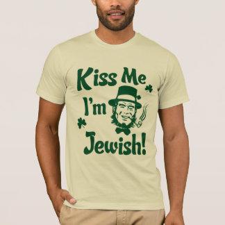 Kiss me, I'm Jewish T-Shirt