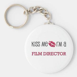 Kiss Me I'm a FILM DIRECTOR Key Chain