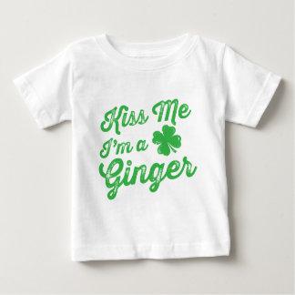 Kiss Me I'm a Ginger! Tees