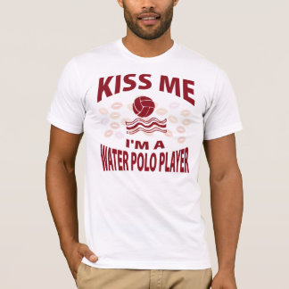 Kiss Me I'm A Water Polo Player
