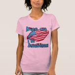 Kiss Me I'm American Products Tshirt