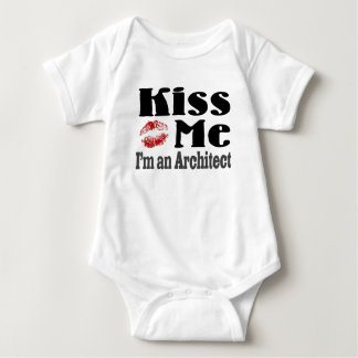 Kiss Me I'm an Architect Shirt