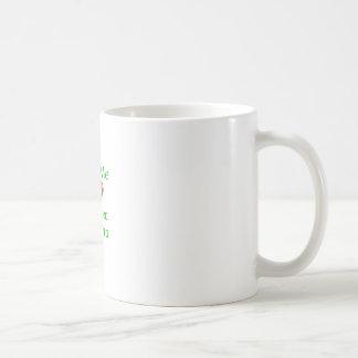 Kiss Me I'm from Indiana Mug
