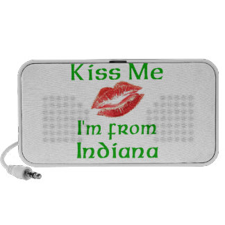 Kiss Me I'm from Indiana Travel Speaker