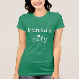 Kiss Me I'm From KC T-Shirt