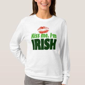 Kiss Me I'm Irish Classic T-Shirt