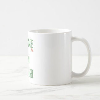 Kiss Me Im Irish Coffee Mugs
