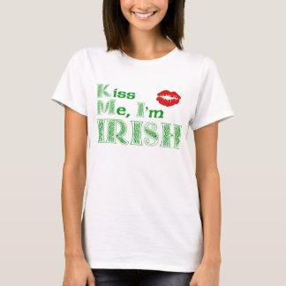 Kiss me, Im Irish T-Shirt