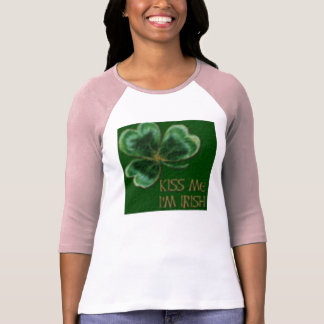 Kiss me Im irish T-Shirt
