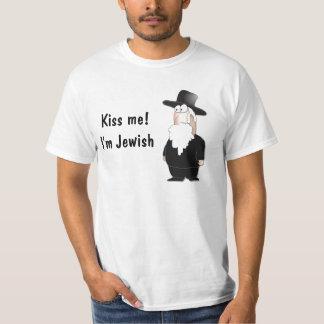 Kiss Me - I'm Jewish T-Shirt