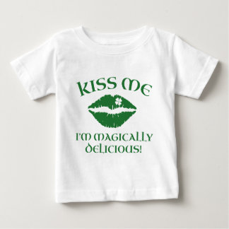 Kiss Me I'm Magically Delicious Baby T-Shirt