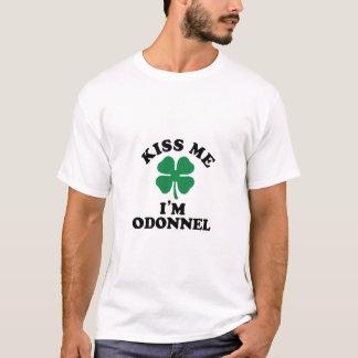 Kiss me, Im ODONNEL T-Shirt