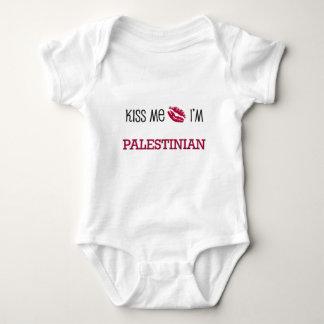 Kiss Me I'm PALESTINIAN Baby Bodysuit