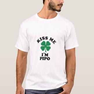 Kiss me, Im PIPO T-Shirt