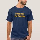 Kiss Me I'm Polish vintage T-shirt