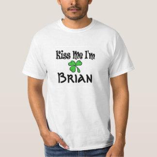 Kiss Me I'm T Shirt
