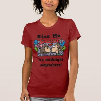 Kiss me it's Midnight t-shirt