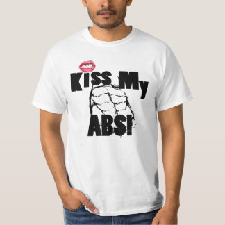 Kiss My Abs T Shirt