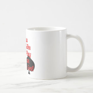 Kiss My Ace! Coffee Mug