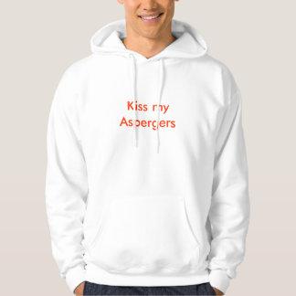 Kiss my Aspergers Hoodie