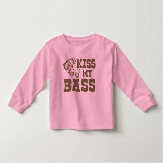 Kiss My Bass Toddler T-Shirt