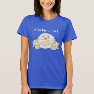 Kiss My Feet T-Shirt