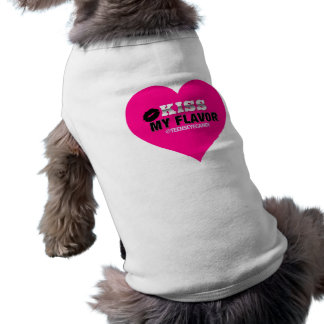 Kiss My Flavor Vape Pink Shirt