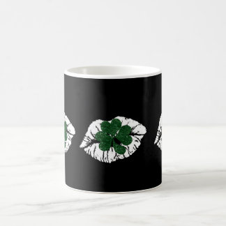 Kiss my Shamrock Coffee Mug