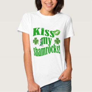 Kiss my shamrocks T-Shirt