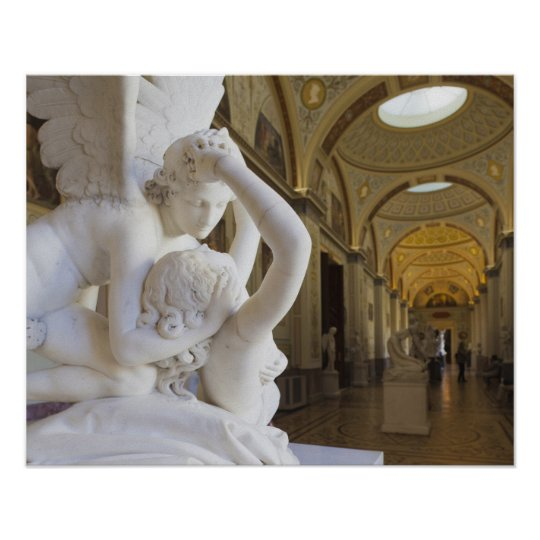 Kiss of Cupid and Psyche, by Antonio Canova