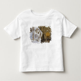 Kiss of Cupid and Psyche, by Antonio Canova Toddler T-Shirt