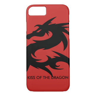 KISS OF THE DRAGON I PHONE 7 CASE COVER