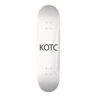 Kiss On The Cheek ai Skate Board
